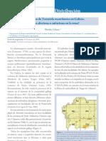 Nuevas citas de Tarentola mauritanica en Galicia