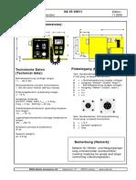04-15-10011 Slope Controller S-276M Spec