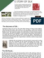The Story of Silk v1