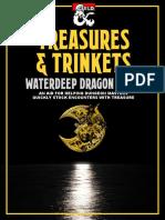 Treasures and Trinkets Waterdeep Dragon Heist