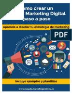 eBook Plan Marketing Digital