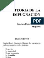 Teoria de La Impugnacion