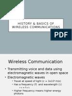 History Basics of Wireless Communications_Final