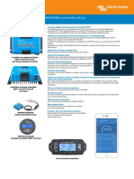 Datasheet SmartSolar Charge Controller MPPT 150 70 Up to 150 100 VE.can FR