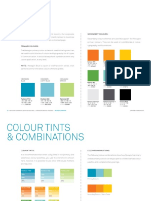 N Computer Graphics Communication Design It is a color swatch page of k80. scribd