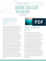 a disease called plastic - english feature article  1