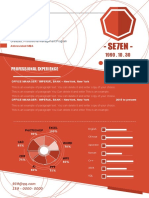 Red General Resume-WPS Office