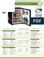 Technomax HP40LN Minibar Tehnicka Specifikacija