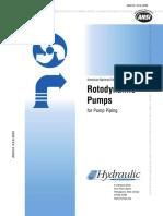 Ansi-hi 9.6.6-2009-Rotodynamic Pumps for Pump Piping