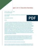 13 Lim vs Executive Secretary