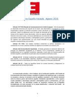 Documento de la España Vaciada