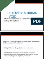 A urban void