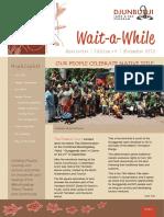 Djunbunji Newsletter 4