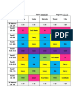 321 schedule 19-20