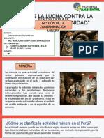 Introduccion a La Gestion de La Contaminacion Minera