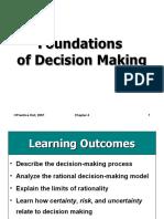 Foundation Decision Making (3)