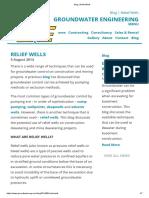 Relief Wells
