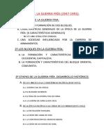 UNIDAD 8.GUERRA FRÍA