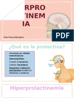 Hiperprolactinemia y Prolactinomas