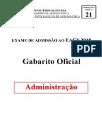 Aeronautica 2017 Eear Sargento Da Aeronautica Administracao Prova