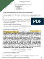 Convenção Coletiva SINTRACOMP/RN - 2018-2019