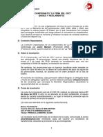 """Vii Campeonato """"La Peña Del Cdo"""" - Bases y Reglamento-1"""