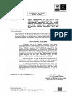 SBMA Board Resolution No. 18-026