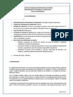 Guía 6 - Proyectar El Mercado - Gestión Empresarial