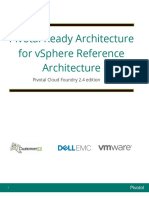 Pivotal DellEMC PRA Reference Architecture for PCF v2.4rev1