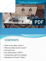Star Delta Starter Presentation