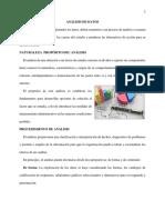 Análisis de Datos Organizacion 1