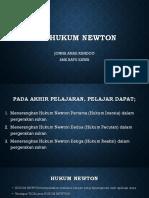 3.5. Hukum Newton