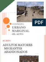 Proyecto Adultos Mayores
