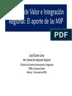 Integración y MIP