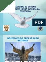 FORMAÇÃO - PASTORAL DO BATISMO.ppt
