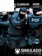 SImulado PCDF