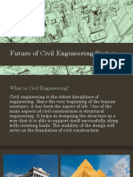 Future of Civil Engineering System
