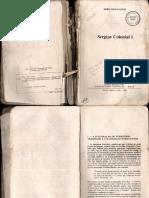 Sergipe Colonial I Trechos MariaThetis