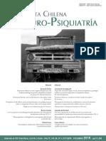 Una Nueva Propuesta de Clasificación de Los Trastornos de Personalidad La Clasificación Internacional de Enfermedades CIED-11