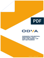 Common Industrial Protocol and Family of CIP Networks de ODV
