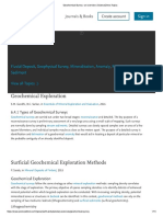 Geochemical Survey - An Overview _ ScienceDirect Topics