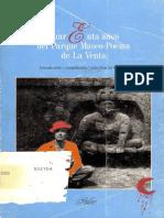 Cuarenta Años Del Parque-museo La Venta