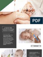 La Primera Vacuna de Tu Bebé_ Isabel Rangel