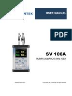 Sv 106a Manual