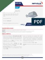 Catálogo Luminária Pública LED SMD EXL201