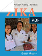 Ops Oms Comunicacion de Riesgo en Zika
