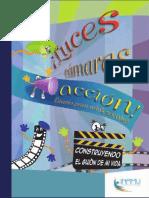 ¡Luces, Cámaras, Acción! Diario Para Adolescentes, Construyendo El