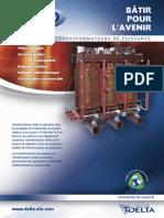 Puissance transformteur Brochure