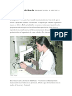 Diagnóstico veterinario