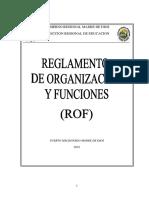 Goremad - Educacion-rof2010 (1)
